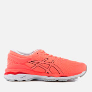 Asics Running Women's Gel Kayano 24 Trainers - Flash Coral