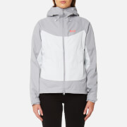 Jack Wolfskin Women's Northridge Hooded Jacket - Grey Haze