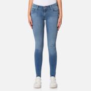 Levi's Women's 710 Super Skinny Jeans - Raindrop Blue