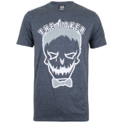 Camiseta DC Comics The Joker - Hombre - Gris jaspeado