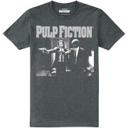 Pulp Fiction Men's Vengeance T-Shirt - Dark Heather