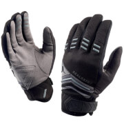 Sealskinz Dragon Eye MTB Gloves - Black/Grey