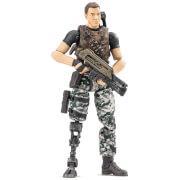 Hiya Toys Aliens Colonial Marine Lt. Cruz 1:18 Scale Figure - PX