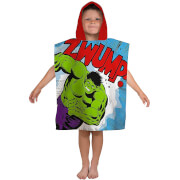Disney Marvel Comics : Serviette Poncho Hulk