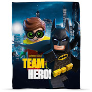 LEGO Batman Movie: Fleece Blanket