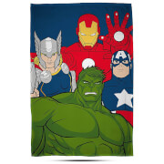 Disney Marvel Avengers Mission Fleece Blanket