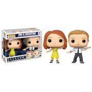 Figurines Pop! Sebastian & Mia La La Land