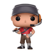 Team Fortress 2 Scout Pop! Vinyl Figur
