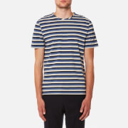 Oliver Spencer Men's Conduit T-Shirt - Benue Navy Multi
