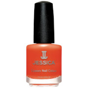 Jessica Nails Custom Colour Nail Varnish 14.8ml - Orange