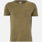 Tokyo Laundry Men's Hella Cotton Jersey T-Shirt - Burnt Olive