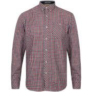 Camisa Tokyo Laundry Sicily- Hombre - Rojo