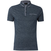 Dissident Men's Herald Polo Shirt - True Navy