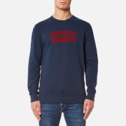Levi's Men's Graphic Crew Sweatshirt - Dress Blues