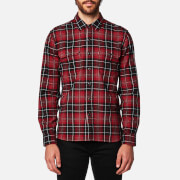 Levi's Men's Jackson Worker Shirt - Tulsi Red Dahila