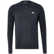 Camiseta manga larga Le Shark Highbury - Hombre - Azul marino