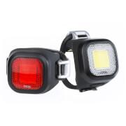 Knog Blinder Mini Chippy Lightset - Black