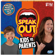 Hasbro Gaming Speak Out Kids vs. Parents