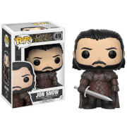 Game of Thrones Jon Snow Pop! Vinyl Figur