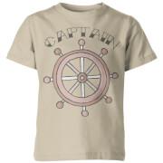 Captain Kid's Sand T-Shirt