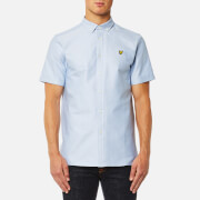 Lyle & Scott Men's Short Sleeve Oxford Shirt - Riviera