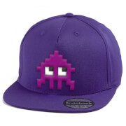 Splatoon Skalop Cap - Purple Squidvader