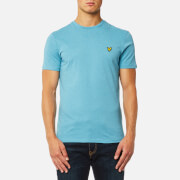 Lyle & Scott Men's Crew Neck T-Shirt - Pacific Blue Marl