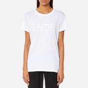 LNDR Women's Organic Cotton T-Shirt - White