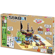 Stikbot Piraten Filmset