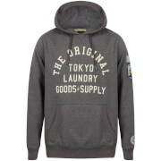 Tokyo Laundry Men's Timberfield Hoody - Charcoal