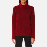 Gestuz Women's Peoni Classic Roll Neck Jumper - Red