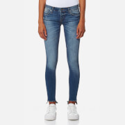 Guess Women's Beverly Jeans - Indigo Eagle