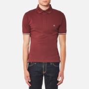 Vivienne Westwood MAN Men's Organic Pique Polo Shirt - Red