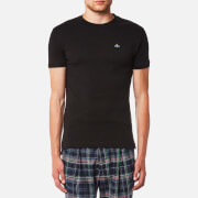 Vivienne Westwood MAN Men's Organic Jersey Peru T-Shirt - Black