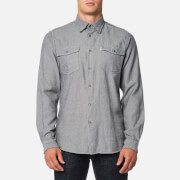 Barbour Men's Bow Shirt - Grey Marl