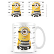 Despicable Me 3 Coffee Mug (Line Up Minion)