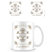 Game of Thrones Mug (Khal)