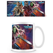 Guardians of the Galaxy 2 Coffee Mug (Action)