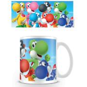 Tasse Super Mario (Yoshi)