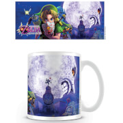The Legend of Zelda: Majora's Mask Coffee Mug (Moon)