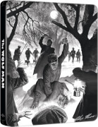 Der Wolfsmensch: Alex Ross Kollektion - Zavvi UK Exklusives Limited Edition Steelbook