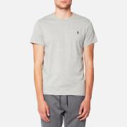 Polo Ralph Lauren Men's Custom Fit Crew Neck T-Shirt - New Grey Heather