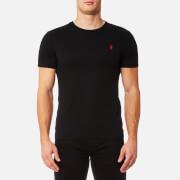 Polo Ralph Lauren Men's Custom Fit Crew Neck T-Shirt - RL Black