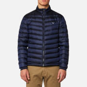GANT Men's Airlight Down Jacket - Evening Blue