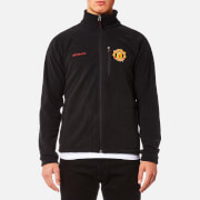 Columbia Men's Manchester United Fast Trek 2 Full Zip Fleece Jacket - Black