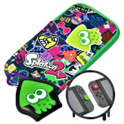 Nintendo Switch Accessory Set - Splatoon 2 Splat Pack