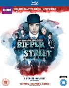 Ripper Street Box Set (Series 1-5)