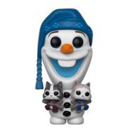 Disney Frozen Olaf mit Kittens Pop! Vinyl Figur