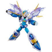 Mega Man X Chogokin Diecast Mega Man X Giga Armor X Version 4cm Action Figure