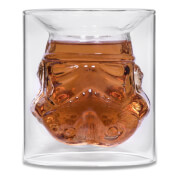 Original Star Wars Stormtrooper Glass Tumbler